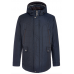 Куртка зимняя мужская Royal Spirit, модель Багира серо-синяя