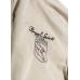 Ветровка весенняя мужская Royal Spirit, модель Каньони бежевая