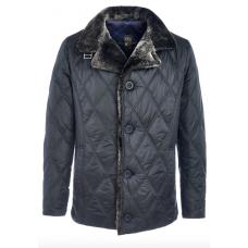 Куртка зимняя мужская Royal Spirit, модель Колумб, стеганная