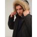 Куртка зимняя мужская Royal Spirit, модель Рише с капюшоном