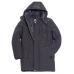 Куртка зимняя мужская Royal Spirit, модель Шуман с капюшоном