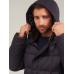 Куртка зимняя мужская Royal Spirit, модель Свифт с капюшоном