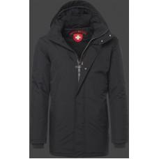 Куртка мужская Wellensteyn England зимняя черная