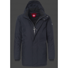 Куртка мужская Wellensteyn England зимняя синяя