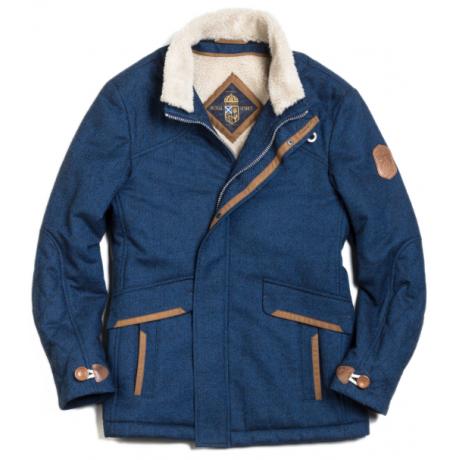 Пальто мужское Royal Spirit, модель Бруклин