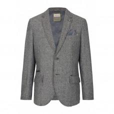 Пиджак Calamar 144260/4161/07 твидовый серо-коричневый