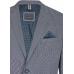 Пиджак Calamar 142400/1007/07 хлопковый, комфортный, серо-синего цвета
