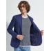 Пиджак мужской Royal Spirit, модель Бриз, летний, льняной, синий