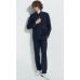 Пиджак мужской Royal Spirit, модель Сэр, летний, льняной, темно-синий
