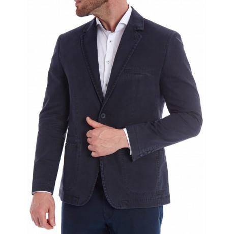 Пиджак мужской W.Wegener модель Kenny 6-447/18 синий