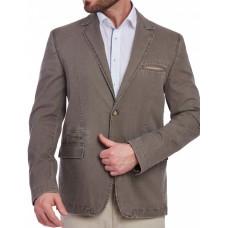 Пиджак W.Wegener модель Nelson 5-403/35 хлопковый, светло-коричневый