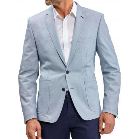 Пиджак мужской W.Wegener из легкого хлопка, модель Jack Easy 5-770/16
