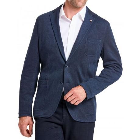 Пиджак трикотажный мужской W.Wegener модель Jack Jersey 6-701/18