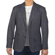 Пиджак мужской W.Wegener модель Nick 6-647/18 синий меланж