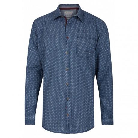 Рубашка мужская Calamar 109730/4S56/44