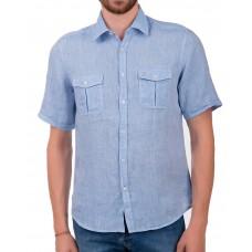 Рубашка мужская Calamar 109803/1S16/40, льняная